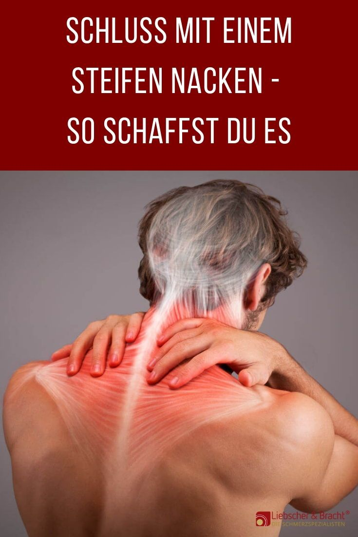 Steifer Nacken – Liebscher & Bracht | Die Schmerzspezialisten