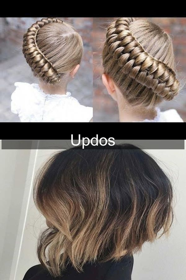 Cute Short Hairstyles New Look For Long Hair Updo Easy Hairstyles Long Hair In 2020 Easy Hair Updos Easy Hairstyles For Long Hair Cute Hairstyles For Short Hair