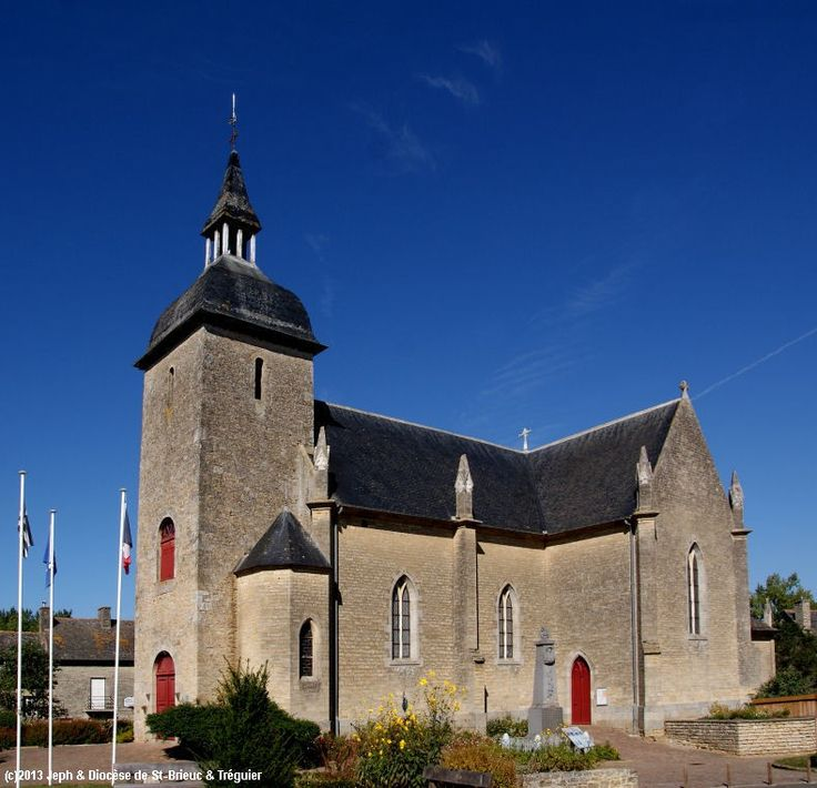 Église Notre-Dame, au Quiou.
