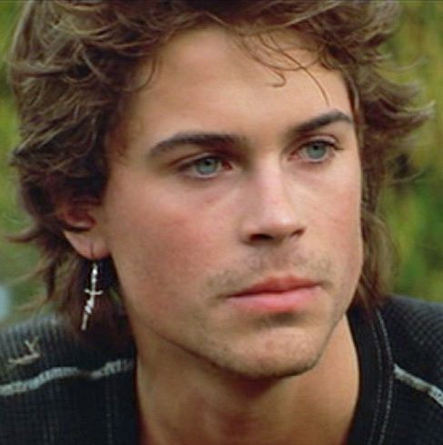 "I thought this was Ian Somerhalder when I first saw it...but it's Rob Lowe from ""St Elmos's Fire""!  They look just alike!!: 80S, St. Elmo Fire, Young Rob, Rob Low In St Elmo Fire, Eye Candies, Men Summer Fashion, Random Pin, Rob Lowe, Brat Pack"