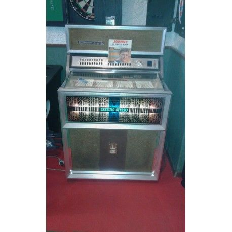 Jukebox SEEBURG SE 100 - 1 850,00 €  #Jeux #JukeBox