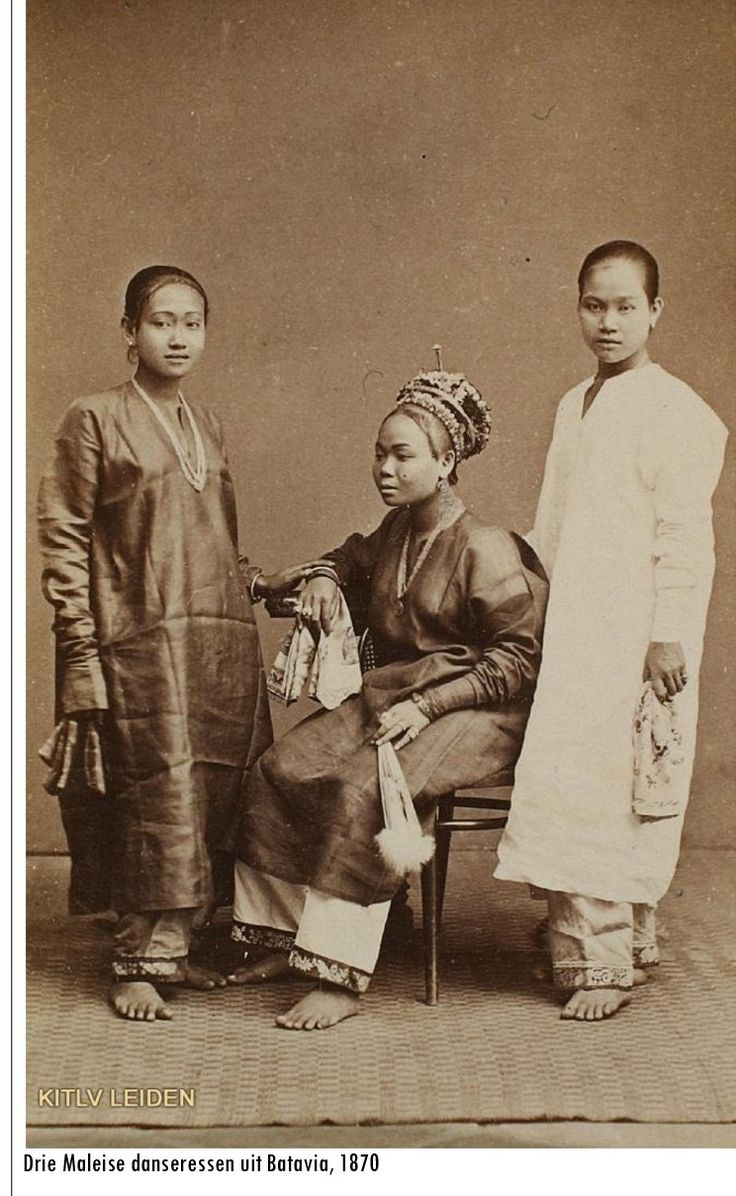 Indonesia ~ Batavia, Java ~ 1870