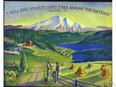 JW Calendar 1948 | JW_CALENDARS | Jehovah, Jehovah's witnesses, Calendar