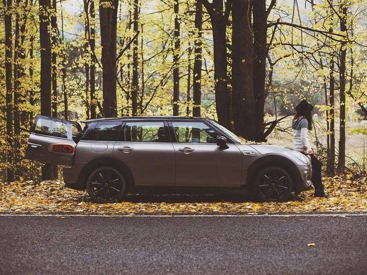 Let the MINI #Clubman take you from door to door as the seasons shift.