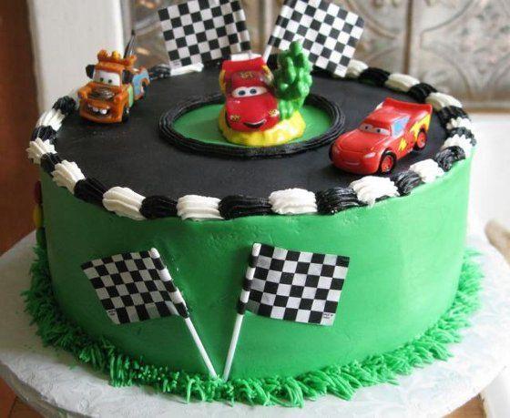 M s de 20 ideas fant sticas sobre torta de disney cars en - Bizcochos cumpleanos infantiles ...