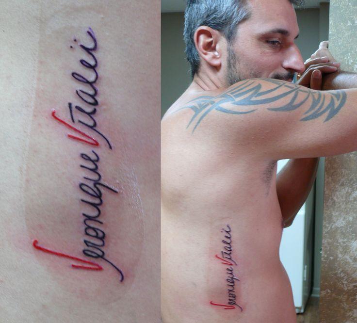 Tattoo creation. Tatouage par Gaëlle Mouster de L'Atelier du Corps (Longueuil Qc) 450-332-6496