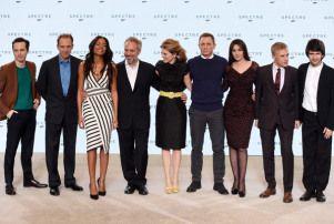 Christoph Waltz, Andrew Scott, Dave Bautista, Monica Bellucci, and Lea Seydoux join the cast of #Bond24 #Spectre