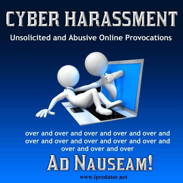 adult cyber harassment cyberstalking