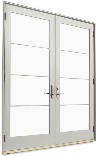 21 best french door ideas images on pinterest door ideas for Marvin ultimate swinging screen door