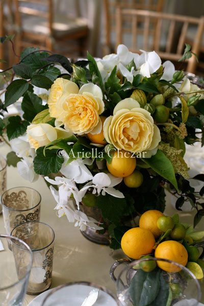 301 best images about floral arranging with fruit and Floral arrangements with fruit