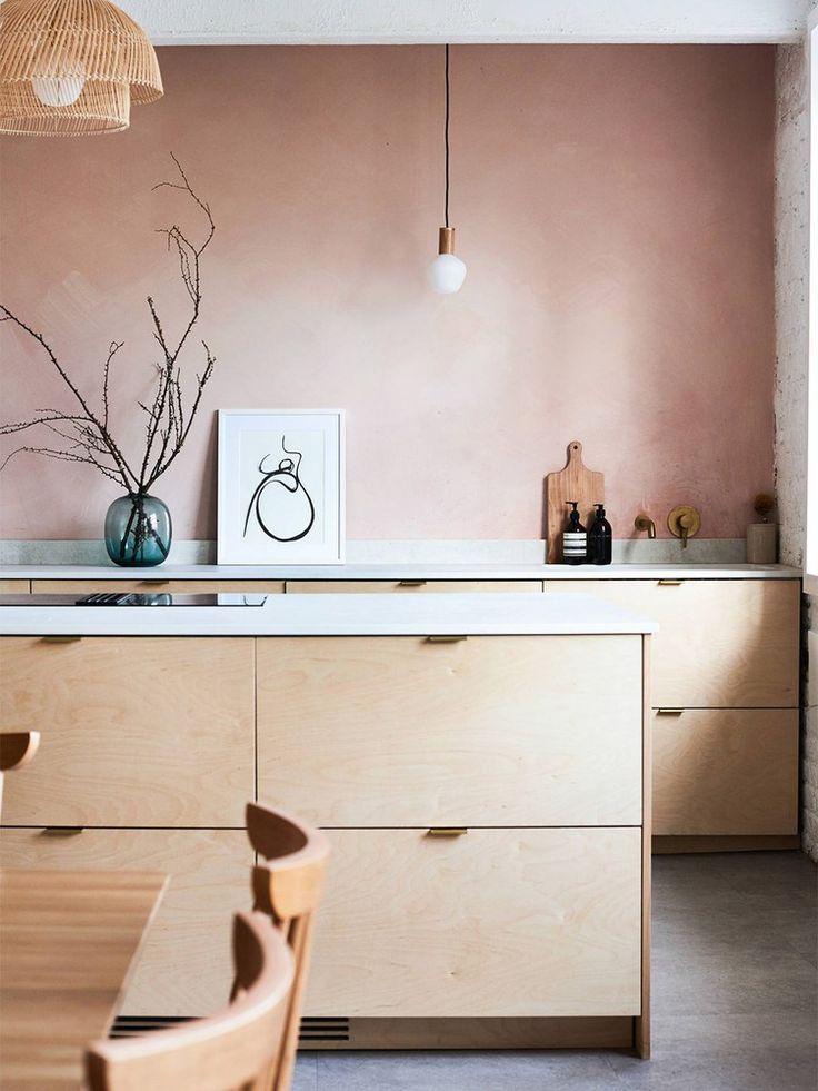 7 Ways to Hack IKEA Kitchen Cabinet Doors   Plywood ...