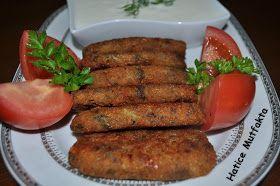 Hatice Mutfakta: Patlıcan Köftesi (Patlıcan Kroket)...