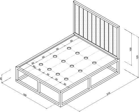 Hágalo Usted Mismo - ¿Cómo hacer una cama de acero?