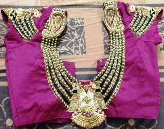 Designer Saree blouse