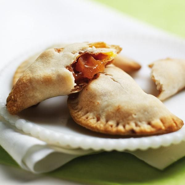 Apple Brandy Pies with Cheddar Crust | More Desserts | Pinterest