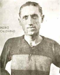 """Pedro Calomino Señores y Señoras, 1° Idolo de Boca Juniors e Inventor de la """"Bicicleta"""" (El regate, obvio). 96 Goles y 11 Titulos (10 Boca y 1 con la Seleccion Argentina). Un Maestro"""