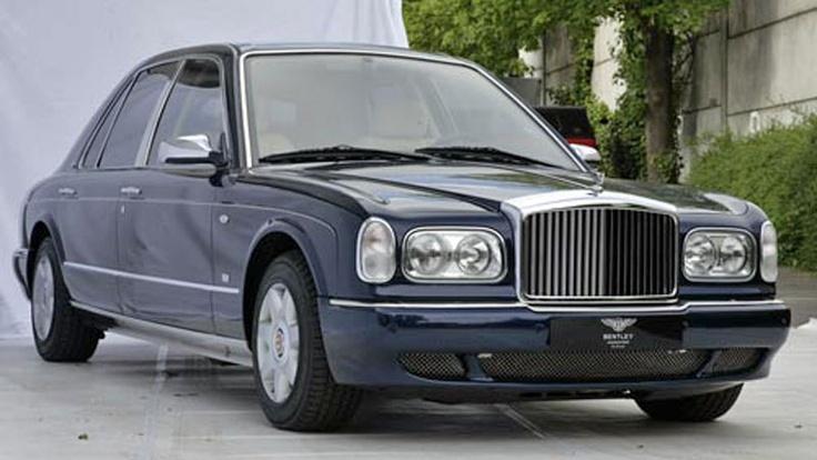 450hr By Mulliner Arnage Limousine Mulliner 2003 2009