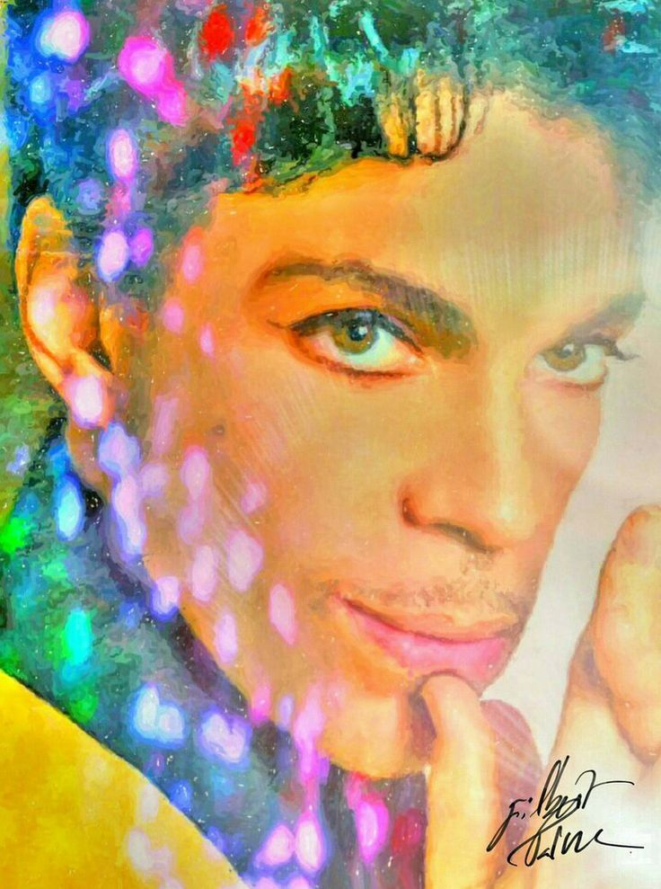 Tribute to Prince by GILPALMA on DeviantArt. 'Nothing dies that passes from the…