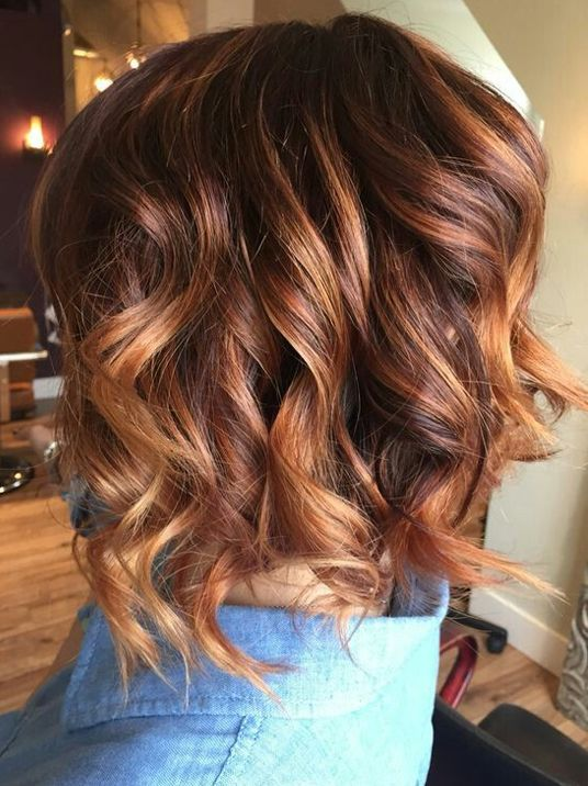 Perfect Hair Color For Short Hairstyles 2016 2017 Jpg 536