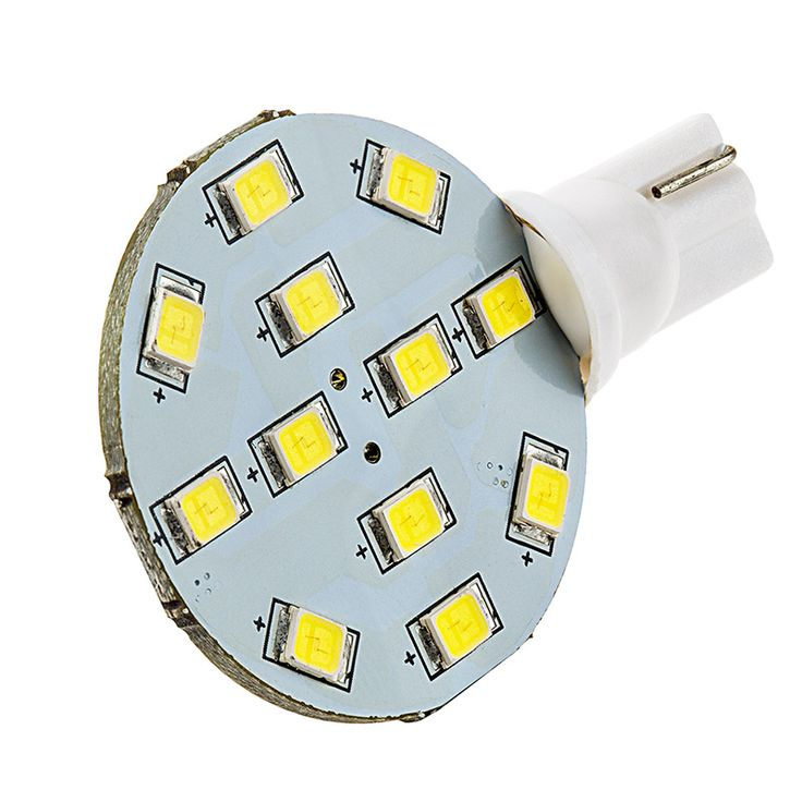Popular  LED Bulb SMD LED Disc Miniature Wedge Retrofit Boat Miniature Wedge