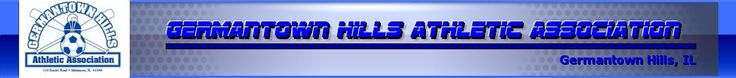 Germantown Hills Athletic Association offers a variety of sports teams, both travel and recreational, to Germantown Hills, Illinois and surrounding communities.