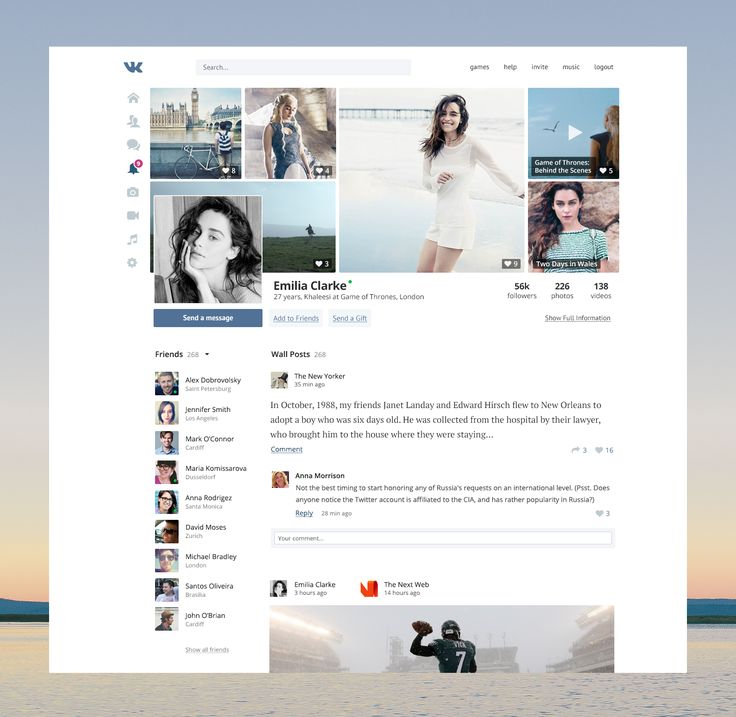 51 Best Social Network Images On Pinterest Interface