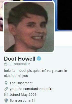 omg pls no thIS IS NOT A DRILL DOOT IS OUT OF THE BASEMENT