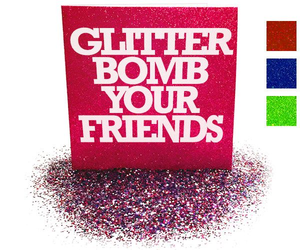 how to make a glitter bomb drink