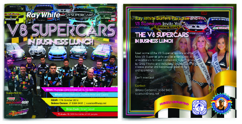 #squareinvite #invite #photoshop #V8supercars #socialdesignsww