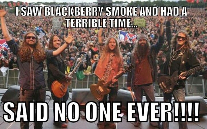 The great BlackBerry smoke