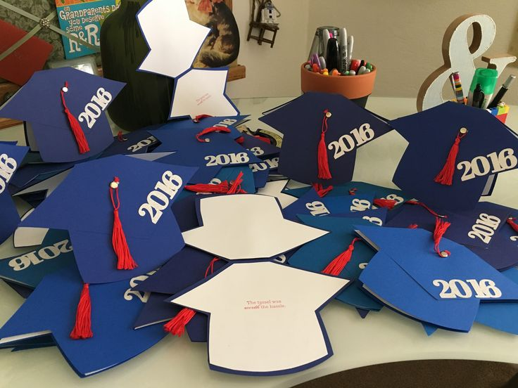 70 Graduation cards for 2016 Moon Valley High School