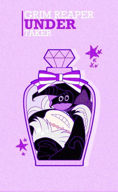 Undertaker   Grim Reaper   Kuroshitsuji   Black Butler