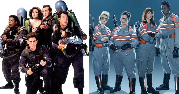Ghostbusters 2016 Who You Gonna Call Ghostbusters