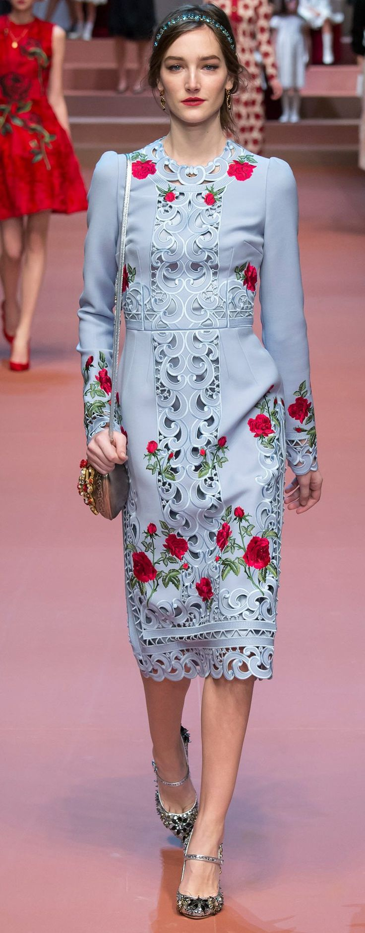 Dolce & Gabbana Autumn Fall Winter 2015-16