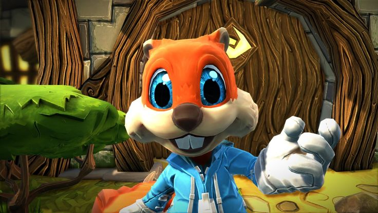 Conker's Big Reunion Releases a New Gameplay Trailer -  Early this morning, Microsoft released a new gameplay trailer for Conker's Big Reunion. The foul-mouthed squirrel that everyone loves is making his return to the PC and Xbox One through Project Spark. The last Conker game that fans enjoyed was Conker: Live and Reloaded which released in 2005. T...