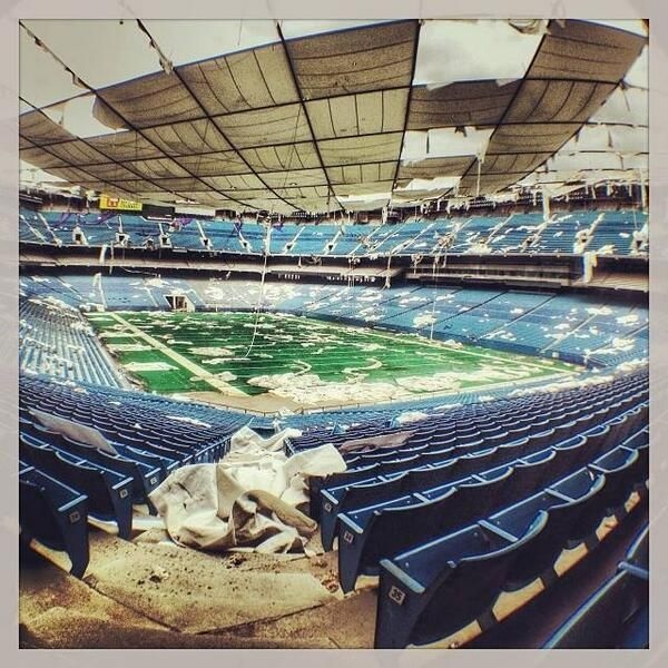 Places To Visit In Pontiac Michigan: 17 Best Images About Pontiac Silverdome Then And Now On