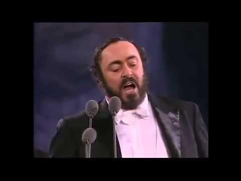 Pavarotti Ochi Chernyie
