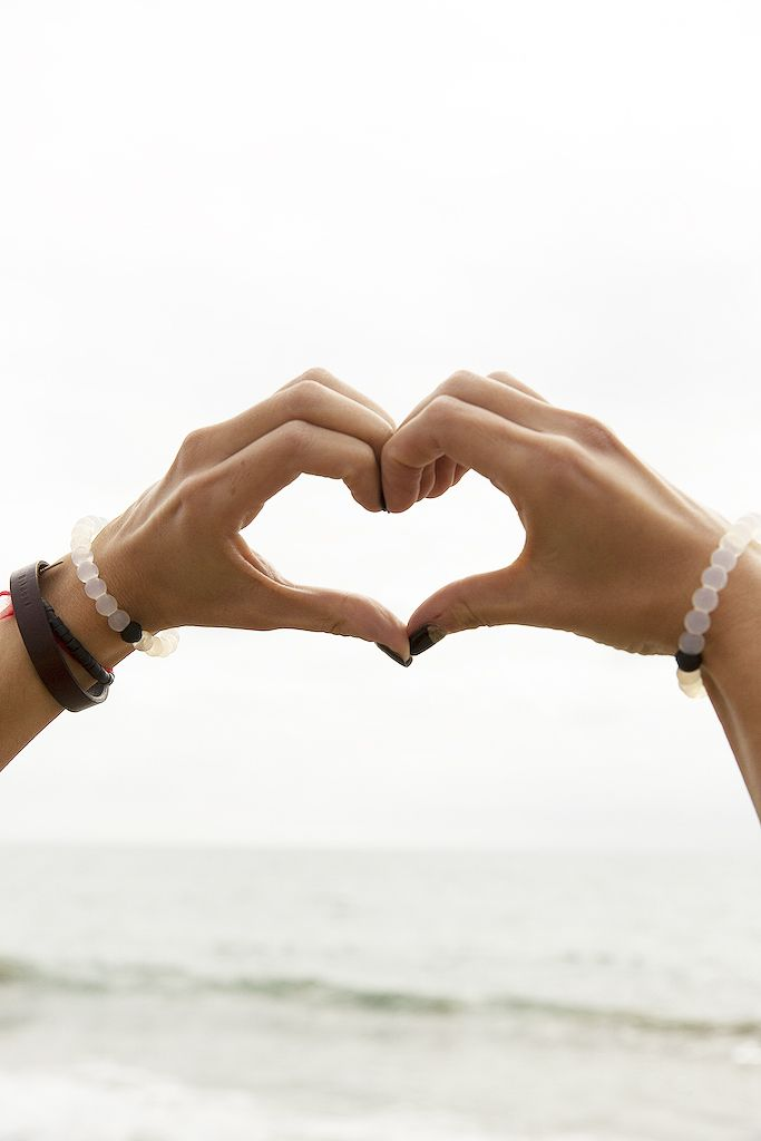 I love the message behind these lokai bracelets inspired by the Hawaiian word Lokahi meaning unity and to blend opposites. The 10% that they donate to charity is a plus too!