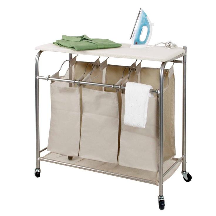 1000 images about laundry organization on pinterest. Black Bedroom Furniture Sets. Home Design Ideas