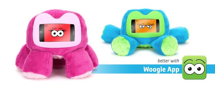Woogie 2! - The more-huggable, more-squeezable case for iPhone and iPod touch