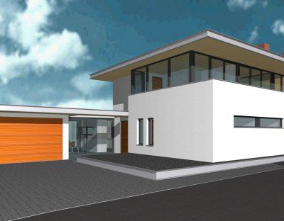 Prachtig Moderne woning ontworpen door Bongers Architecten BNA. Afgeleid van de beroemde architect Rietveld. De …