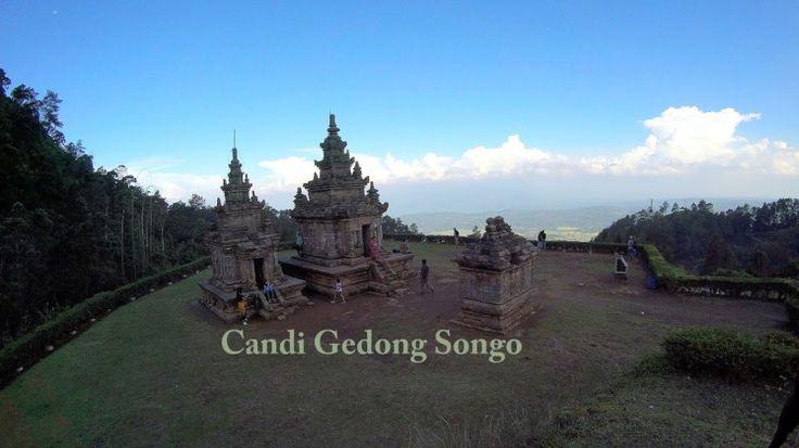 (NewPost) Indahnya panorama alam di Candi Gedong Songo #Semarang http://goo.gl/aWVRq8