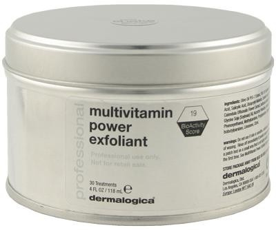 dermalogica multivitamin power exfoliant instructions