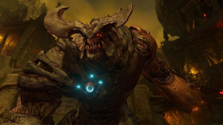 Hands-on with the new Doom: The detail of Doom 3, the speed of Doom 2 | Ars Technica