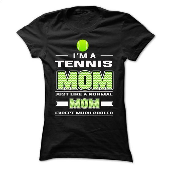 Tennis Mom - #teas #cute hoodies. ORDER NOW => https://www.sunfrog.com/Sports/Tennis-Mom-64693482-Ladies.html?60505