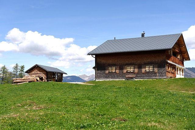 location chalet alpes du sud