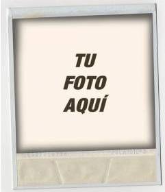 Crea un #efecto para tus #fotos estilo #polaroid con este #marco para fotos con efecto #retro y #filtro de #fotografía envejecido. Escribe en fotos y decóralas con este marco para fotos #gratis estilo polaroid con un filtro fotográfico anaranjado que le darán un toque #retro a tus fotos. www.fotoefectos.com