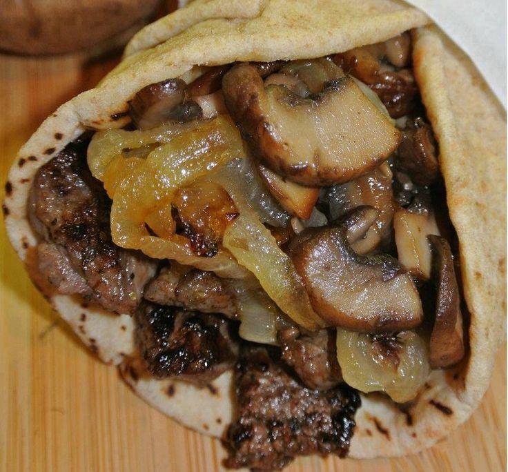 Ingredients     1 to 1 1/2 lb top sirloin steak, cut in thin strips   1 teaspoon…