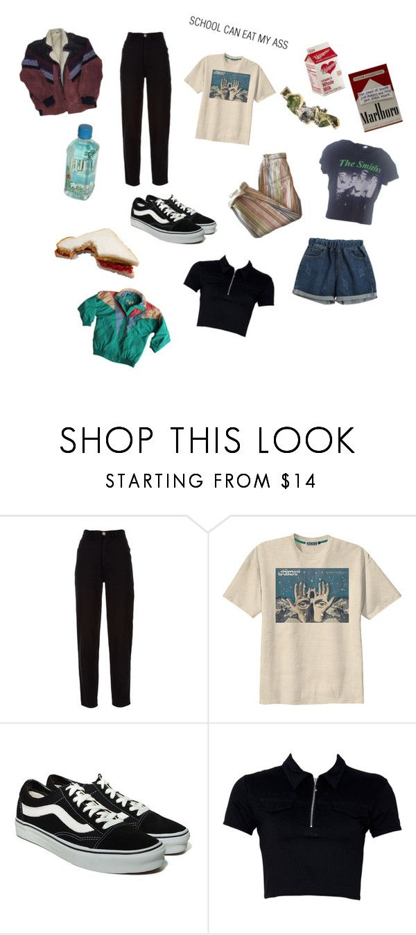 """my ass"" by idapolyvore on Polyvore featuring Chanel, Retrò, Vans, Origins, ...Lost and Chicnova Fashion"