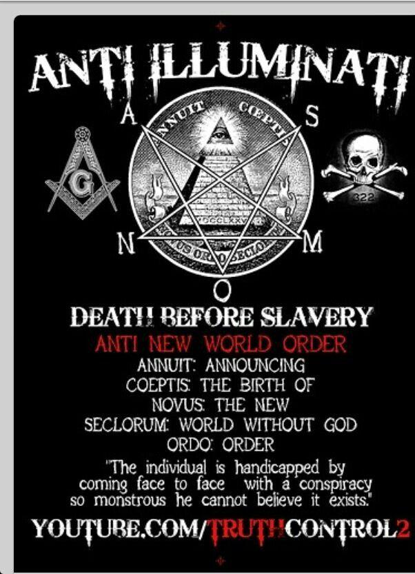 102 best Anti-Illuminati and NWO images on Pinterest ...